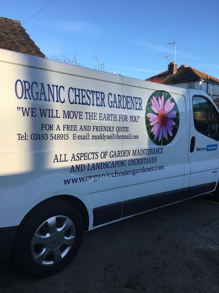 Organic Chester Gardener Van